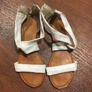 Sandals   Rouge
